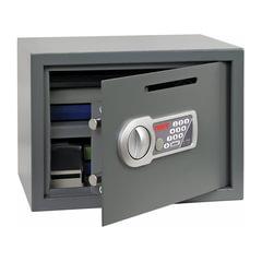 """Сейф депозитный мебельный ONIX """"LS-25D"""", 250х350х250 мм, 7,5 кг, электронный замок"""