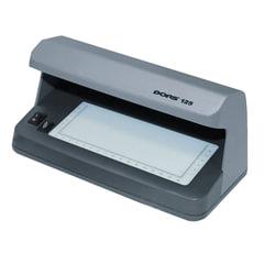 Детектор банкнот DORS 125, просмотровый, УФ-детекция, серый