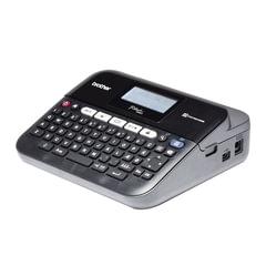 Принтер этикеток BROTHER PT-D450VP, ширина ленты 3,5-18 мм, до 20 мм/сек., память на 2800 знаков