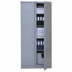 "Шкаф металлический офисный ПРАКТИК ""AM-2091"", 1996х915х458 мм, 49 кг, разборный"