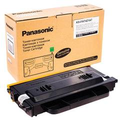 Тонер-картридж PANASONIC (KX-FAT421A7) MB2230/2270/2510, оригинальный, ресурс 2000 страниц