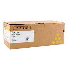 Тонер-картридж RICOH (407639) Ricoh SP C340DN/C342DN, желтый, ресурс 2300 стр., оригинальный