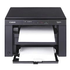 МФУ лазерное CANON i-Sensys MF3010 (принтер, копир, сканер), А4, 18 стр./мин., 8000 стр./мес., без кабеля USB