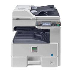 МФУ лазерное KYOCERA FS-6525MFP (принтер, сканер, копир), А3/А4, 12/25 стр./мин., 100000 стр./мес., ДУПЛЕКС, с/к, АПД, б/USB