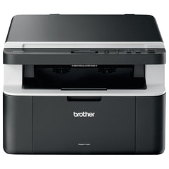 МФУ лазерное BROTHER DCP-1512R (принтер, копир, сканер), А4, 20 стр./мин., 9000 стр./мес., без кабеля USB