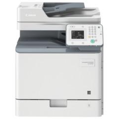 МФУ лазерное ЦВЕТНОЕ CANON iR C1225IF (копир, принтер, сканер, факс), А4, 40000 стр./мес., ДУПЛЕКС, ДАПД, сетевая карта