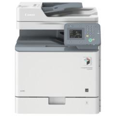 МФУ лазерное ЦВЕТНОЕ CANON iR C1335IF (копир, принтер, сканер, факс), А4, 40000 стр./мес., ДУПЛЕКС, ДАПД, с/к, без тонера