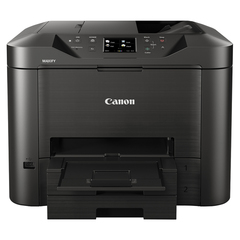 МФУ струйное CANON MAXIFY MB2740 (принтер, сканер, копир, факс), А4, 600х1200, 24 стр./мин, 20000 стр./мес., ДУПЛЕКС АПД Wi-Fi с/к