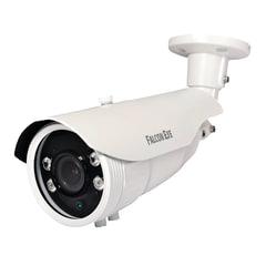 """Камера AHD цилиндрическая FALCON EYE FE-IBV720AHD/45M, 1/3"""", уличная, цветная, 1280х960, регулируемый фокус, белая"""