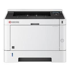 Принтер лазерный KYOCERA ECOSYS P2040dn, А4, 40 стр./мин., 50000 стр./мес., ДУПЛЕКС, сетевая карта