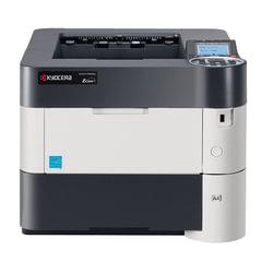 Принтер лазерный KYOCERA ECOSYS P3050dn, А4, 50 стр./мин., 200000 стр./мес., ДУПЛЕКС, сетевая карта