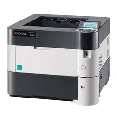 Принтер лазерный KYOCERA ECOSYS P3055dn, А4, 55 стр./мин., 250000 стр./мес., ДУПЛЕКС, сетевая карта