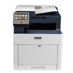 МФУ лазерное ЦВЕТНОЕ XEROX WorkCentre 6515DNI (принтер, сканер, копир, факс), А4, 28 с./мин., 50000 с./мин, ДУПЛЕКС ДАПД Wi-Fi с/к