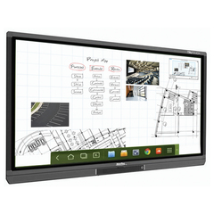 "Интерактивная LED-панель NEWLINE TruTouch TT-5515B, 55"", 1920х1080, 16:9, Android, 10 касаний"