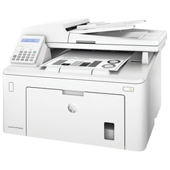 МФУ лазерное HP LaserJet Pro M227fdn (принтер, сканер, копир, факс), А4, 28 стр./мин., 30000 стр./мес., ДУПЛЕКС, сетевая карта