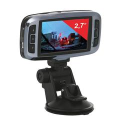 Видеорегистратор SUPRA SCR-777, экран 2,7, AV, miniUSB, HDMI, 170°, Super HD 2304х1296, microSD до 32 Гб