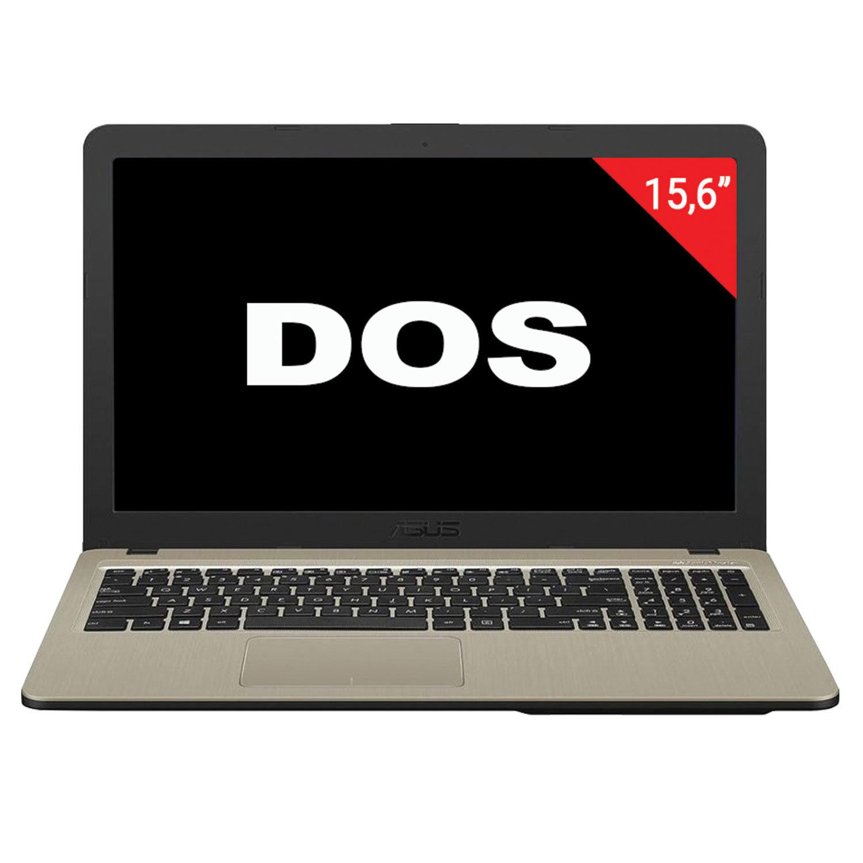 """Ноутбук ASUS X540MA 15,6"""" INTEL Pentium N5000 2,7 ГГц, 4 ГБ, 500 ГБ, NO DVD, DOS, черный"""