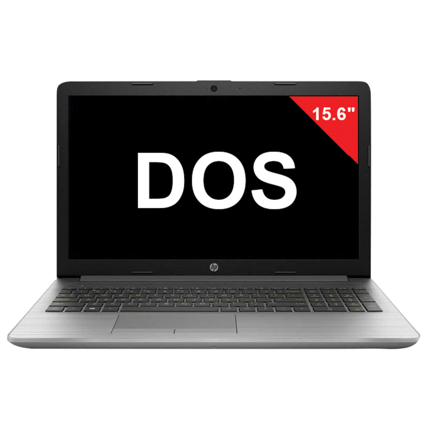 "Ноутбук HP 250 G7 15.6"" INTEL Core i3-7020U 2.3 ГГц, 8 ГБ, SSD 256 ГБ, DVD, INTEL HD, DOS, серебристый"