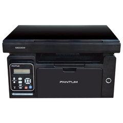 МФУ лазерное PANTUM M6500W (копир, принтер, сканер), А4, 22 стр./мин., 20000 стр./мес., Wi-Fi (с кабелем USB)