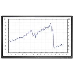 "Интерактивная панель PRESTIGIO MULTIBOARD 55"", 3840х2160, 16:9, Windows 10 pro, 20 касаний"