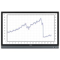 """Интерактивная панель BENQ RM6501K, 65"""", 3840х2160, 16:9, ПК, 10 касаний"""