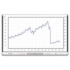 "Интерактивная панель SMART SBID-MX175, 75"", 3840х2160, 16:9, SMART Learning Suite, 10 касаний"