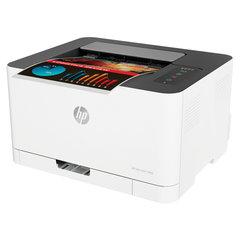 Принтер лазерный ЦВЕТНОЙ HP Color Laser 150nw, А4, 18 стр/мин, 20000 стр/мес, Wi-Fi, сетевая карта
