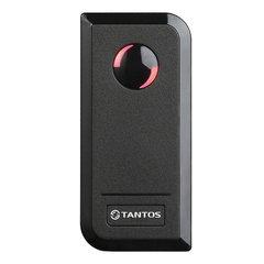 Автономный контроллер доступа TANTOS, встроенный считыватель карт Em-marine, черный, TS-CTR-EM