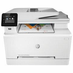 """МФУ лазерное ЦВЕТНОЕ HP Color LaserJet Pro M283fdw """"4 в 1"""", 21 стр./мин, 40000 стр./мес, дуплекс, сетевая карта Wi-Fi"""