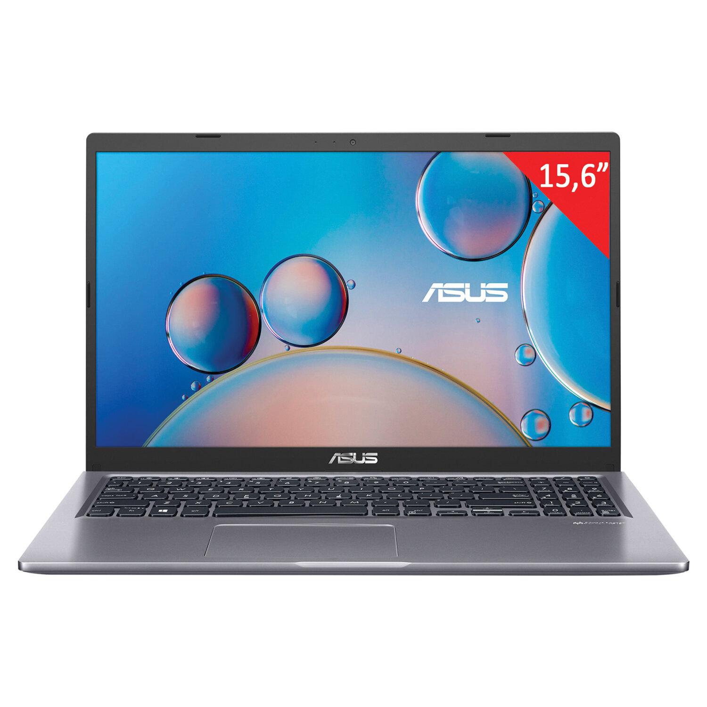 "Ноутбук ASUS VivoBook X515MA-EJ015T 15.6"" INTEL Pentium N5030 4 Гб/SSD 256 Гб/NO DVD/WIN10/серый"