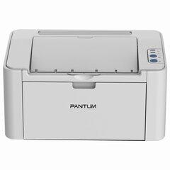 Принтер лазерный PANTUM P2200, А4, 20 страниц/мин, 15000 страниц/месяц