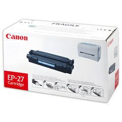 Картридж лазерный CANON (EP-27) LBP-3200/MF3228/3240/5730, ресурс 2500 страниц, оригинальный
