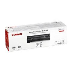 Картридж лазерный CANON (712) LBP-3010/3100 и другие, оригинальный, ресурс 1500 стр.
