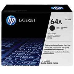 Картридж лазерный HP (CC364A) LaserJet P4014/P4015/P4515 и другие, №64А, оригинальный, ресурс 10000 страниц