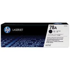 Картридж лазерный HP (CE278A) LaserJet P1566/1606DN и другие, №78А, оригинальный, ресурс 2100 стр.