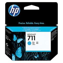 Картридж струйный для плоттера HP (CZ130A) DesignJet T120/T520, №711, голубой, оригинальный