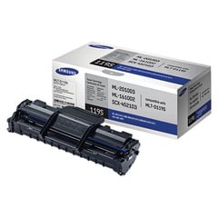 Картридж лазерный SAMSUNG (MLT-D119S) ML-1610/2010/4521 и другие, оригинальный, ресурс 2000 страниц