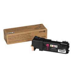 Картридж лазерный XEROX (106R01602) Phaser 6500/WC6505, пурпурный, оригинальный, ресурс 2500 страниц