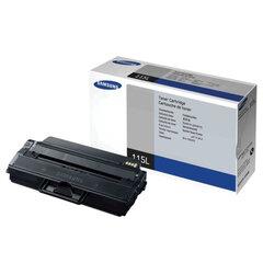 Картридж лазерный SAMSUNG (MLT-D115L) SL-M2620D/M2820ND/M2820DW, оригинальный, ресурс 2500 стр.