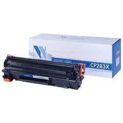 Картридж лазерный NV PRINT (NV-CF283X) для HP LaserJet Pro M201/M225, ресурс 2200 стр.