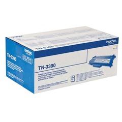 Картридж лазерный BROTHER (TN3390) HL-6180DW/DCP-8250DN/MFC-8950DWT и другие, оригинальный, ресурс 12000 стр.