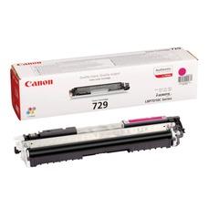 Картридж лазерный CANON (729M) LBP7010C/7018C, пурпурный, оригинальный, ресурс 1000 стр.