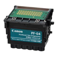 Головка печатающая для плоттера CANON (PF-04) iPF755/iPF750/iPF655/iPF650/iPF760/iPF765, 6 цветов, оригинальная