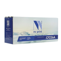 Картридж лазерный NV PRINT (NV-CF226A) для HP LaserJet Pro M402d/n/dn/dw/426dw/fdw, ресурс 3100 стр.