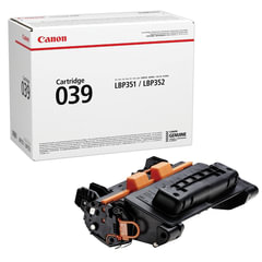 Картридж лазерный CANON (039) i-SENSYS LBP 351x/352x, ресурс 11000 стр., оригинальный