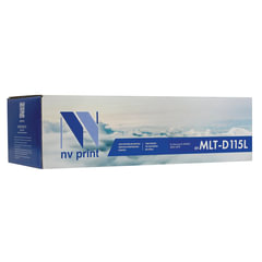 Картридж лазерный SAMSUNG (MLT-D115L) SL-M2620/2820/2870, ресурс 3000 стр., NV PRINT, совместимый