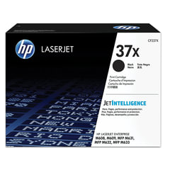 Картридж лазерный HP (CF237X) LaserJet Enterprise M607/M608/M609, №37A, оригинальный ресурс 25000 страниц