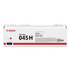 Картридж лазерный CANON (045HM) MF635/633/631/LBP 611/613, пурпурный, ресурс 2200 стр., оригинальный