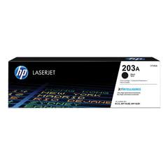 Картридж лазерный HP (CF540A) LaserJet Pro M254/M280/M281 черный, ресурс 1400 стр., оригинальный