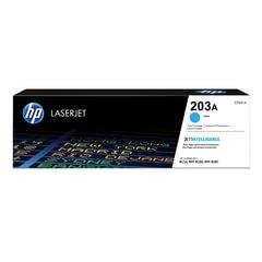 Картридж лазерный HP (CF541A) LaserJet Pro M254/M280/M281, голубой, ресурс 1300 стр., оригинальный